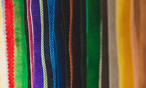 Specialists in nonwoven fabric