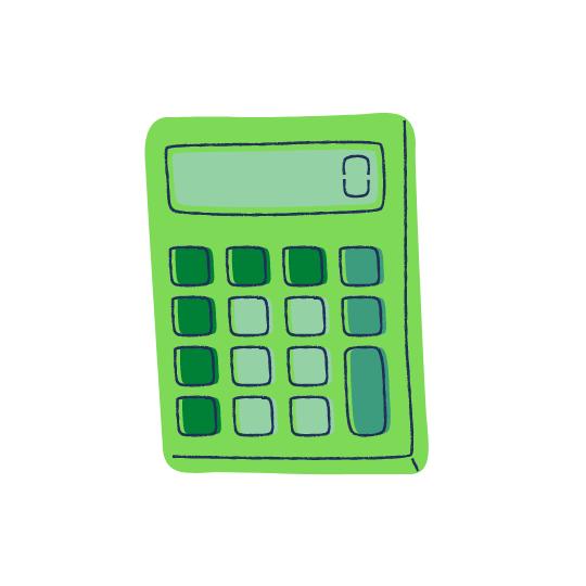 Calcolare i costi noleggio tovagliati