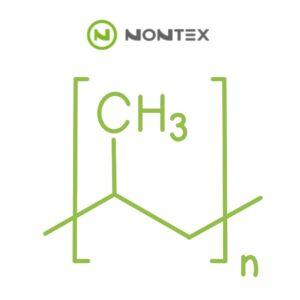 Molecola di TNT tovagliati nontex