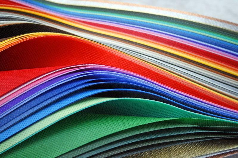 Tovagliati Nontex in tessuto non tessuto personalizzabili e colorati