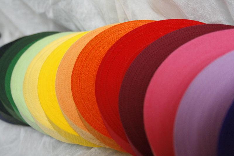 i colori dei tnt di Nontex a Prato
